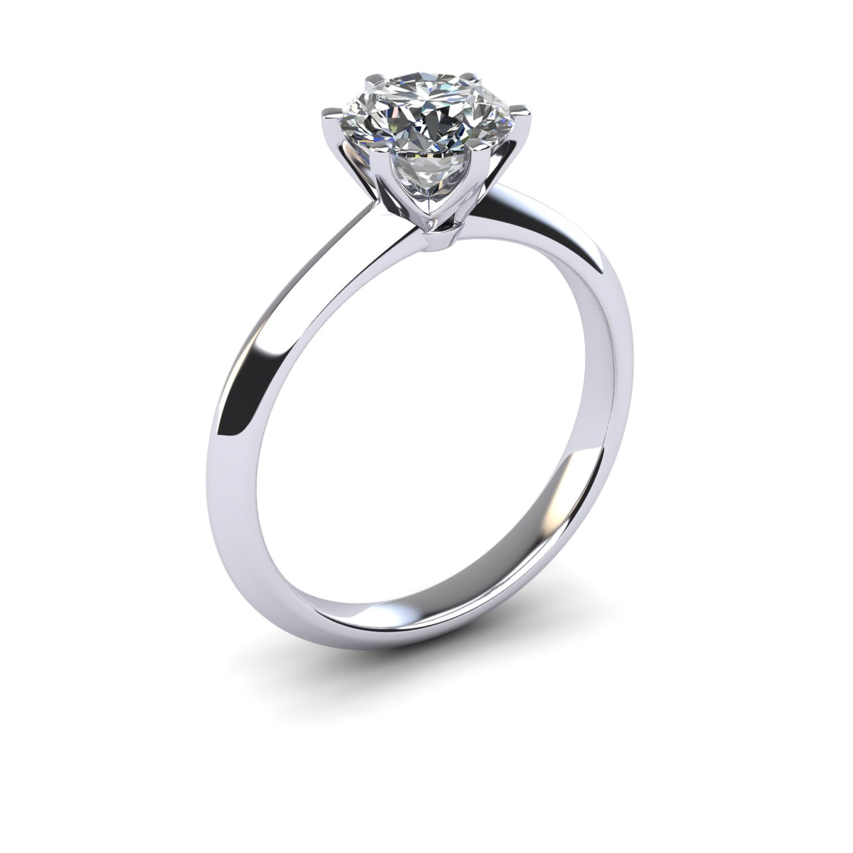 engagement ring styles based on personality traditional wedding rings Representing the past present and future of a relationship this is the perfect traditional engagement ring that will never go out of style that your girl