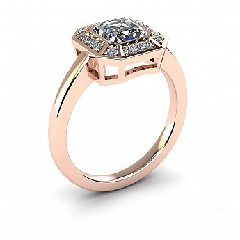 Engagement Rings - The Frances Setting