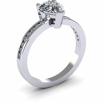 Engagement Rings - Colorado Ring Setting