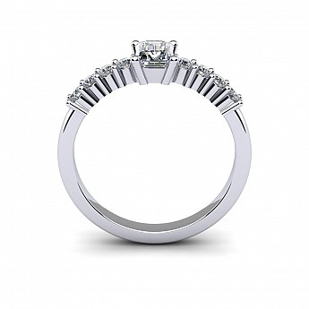 Engagement Rings - Valencia Ring Setting