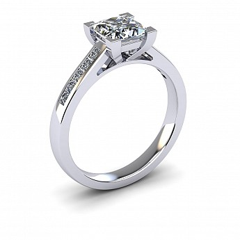Engagement Rings - Aspen Ring Setting