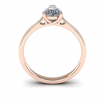 Engagement Rings - Harlow Ring Setting