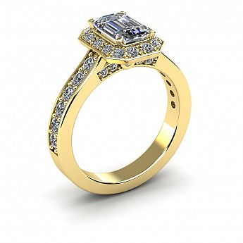 Engagement Rings - Esme Ring Setting