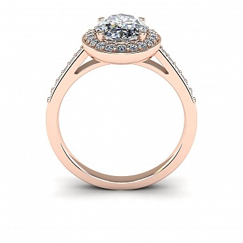 Engagement Rings - Zoe Ring Setting