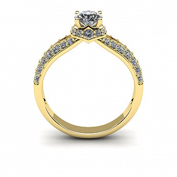 Engagement Rings - Alena Ring Setting