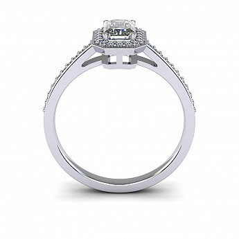 Engagement Rings - Jessica Ring Setting