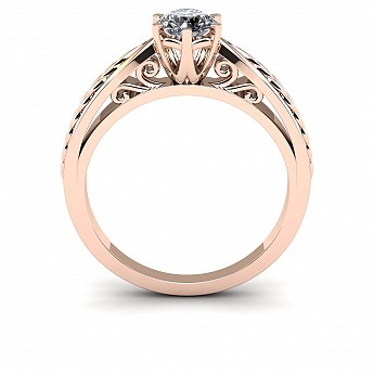 Engagement Rings - Dahlia Ring Setting