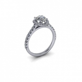 Engagement Rings - Odette Ring Setting