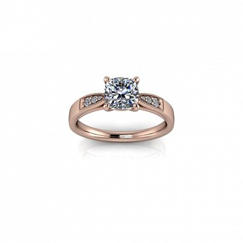 Engagement Rings - Sylvie Ring Setting