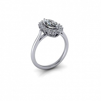 Engagement Rings - Sublime Ring Setting