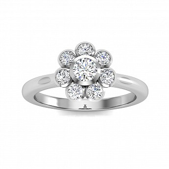 Engagement Rings - Daisy Ring Setting