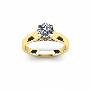 Engagement Rings - The Paige Setting
