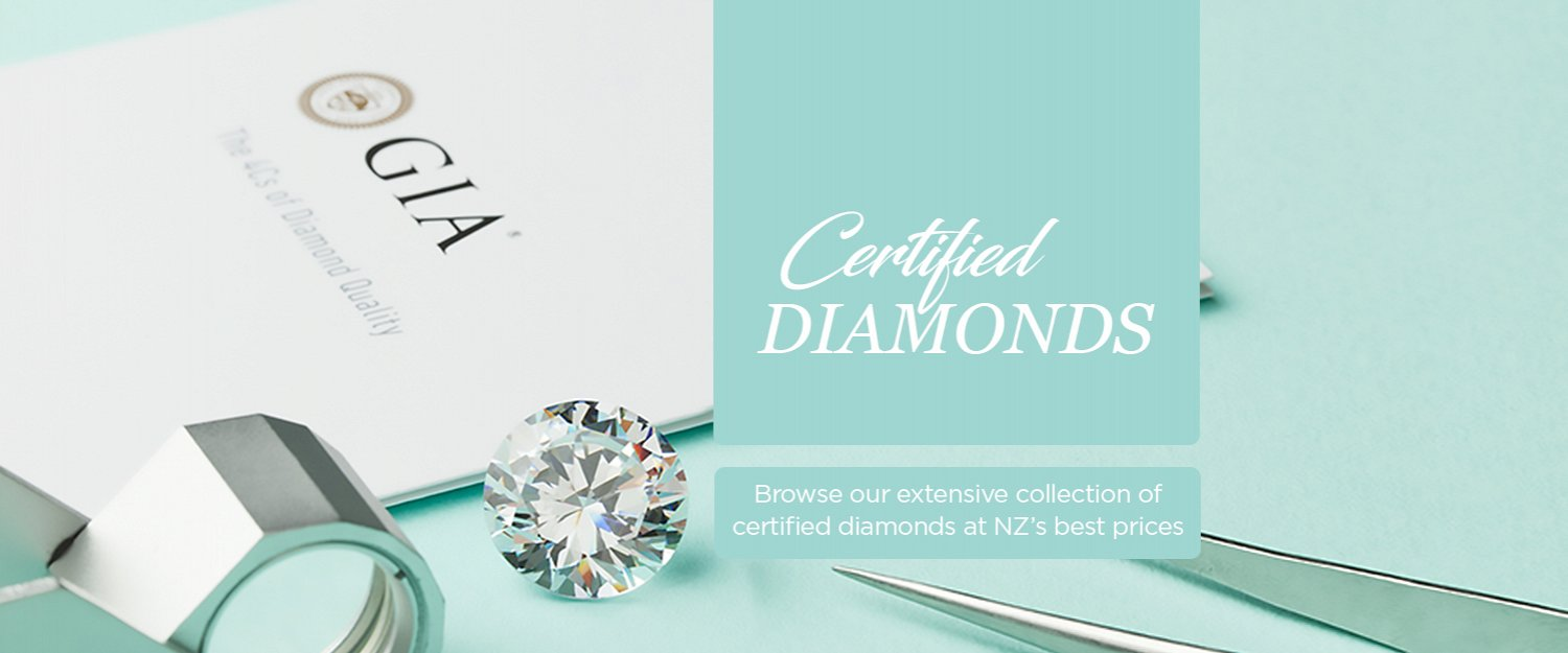 Certified Diamonds Banner