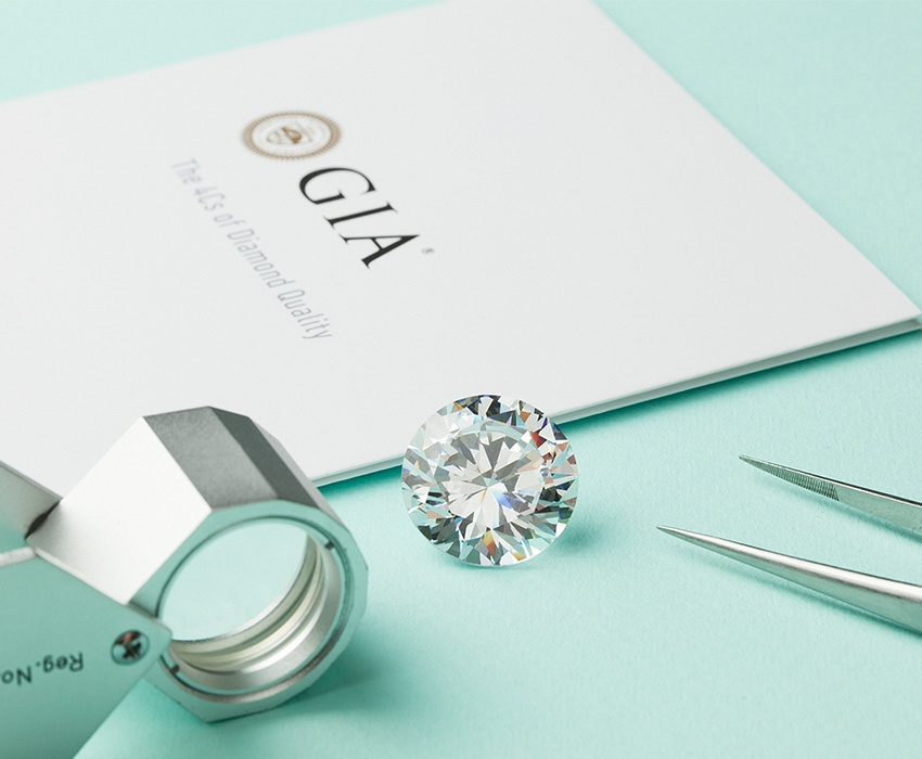 How to read a GIA Diamond Report