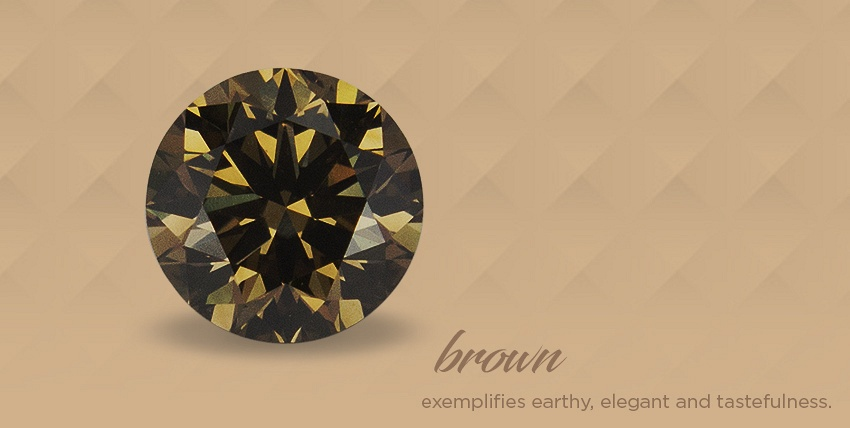About Brown Diamonds