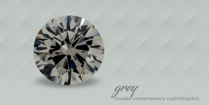 About Grey Diamonds