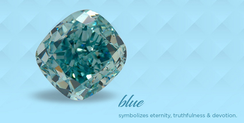 About Blue Diamonds